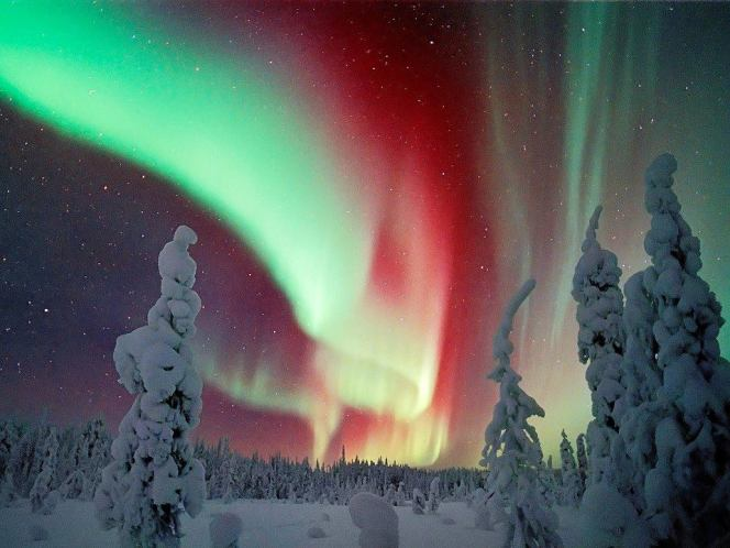 The Best 10 Places to See the Magnificent Northern Lights!: